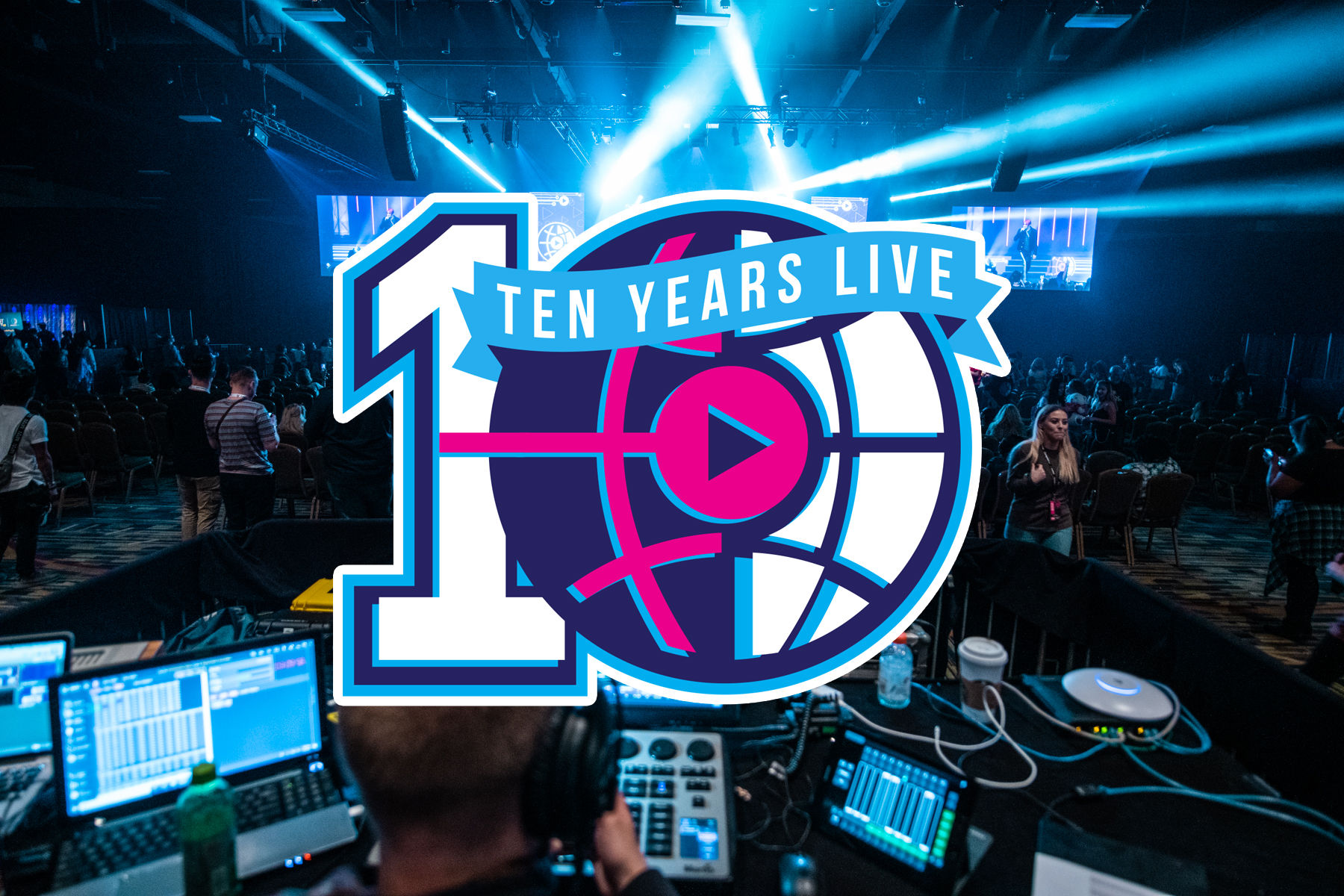 Playlist Live – The Ultimate Creator Event – 10 Year