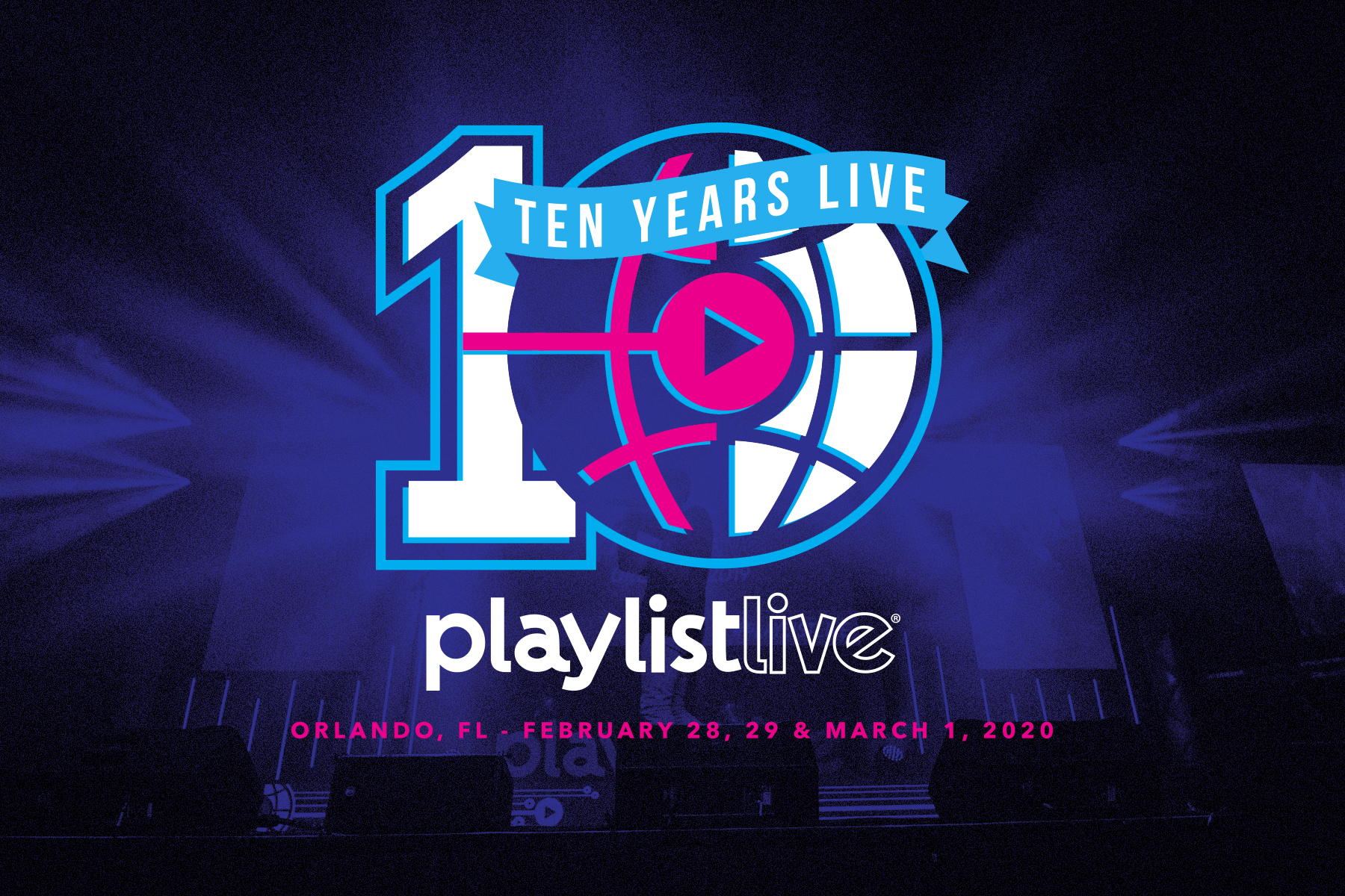 Dantdm Us Tour Dates 2020 Playlist Live – The Ultimate Creator Event – 10 Year Anniversary